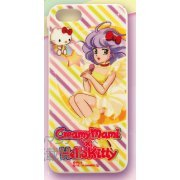 gourmandise Creamy Mami x Hello Kitty iPhone5/5S Shell Jacket SAN-336D