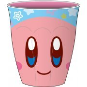 Kirby's Dream Land Melamine Cup: Face (Japan)