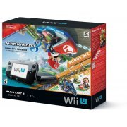 Nintendo Wii U 32GB Mario Kart 8 (Pre-Installed) Deluxe Set (US)