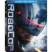 RoboCop [Blu-ray+DVD+DigitalCopy+UltraViolet] (US)