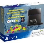 PlayStation 4 System - FIFA 14 Bundle Set with PlayStation Camera (Japan)