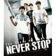 Story of Cnblue / Never Stop (Japan)