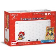 Nintendo 3DS LL Youkai Watch Edition [Jibanyan Pack] (Japan)