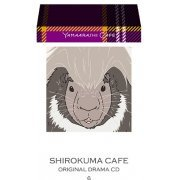 Shirokuma Cafe Original Drama CD 6 - Yamaarashi Cafe 6 (Japan)