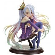 No Game No Life 1/7 Scale Pre-Painted Figure: Shiro (Re-run) (Japan)