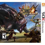 Monster Hunter 4 Ultimate (US)