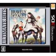 Bravely Default: For the Sequel [Ultimate Hits] (Japan)