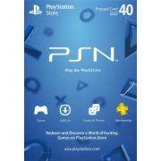 PSN Card 40 SGD | Playstation Network Singapore  digital (Singapore)