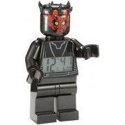 Lego Star Wars Mini Figure Alarm Clock: Darth Maul (Horns) (US)