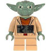 Lego Star Wars Mini Figure Alarm Clock: Yoda (US)