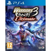 Warriors Orochi 3 Ultimate (Europe)