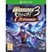 Warriors Orochi 3 Ultimate (Europe)