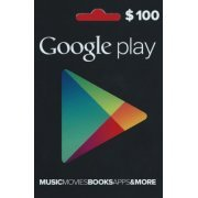 Google Play Card (USD 100 / for US accounts only) Digital (US)