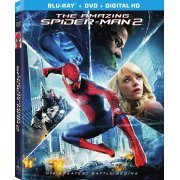 The Amazing Spider-Man 2 [Blu-ray+DVD+UltraViolet] (US)