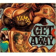 Get Away / The Jolly Roger [CD+DVD Limited Edition Type A] (Japan)