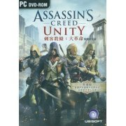 Assassin's Creed Unity (DVD-ROM) (Chinese Sub) (Asia)