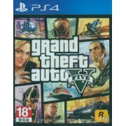 Grand Theft Auto V (Chinese Sub) (Asia)