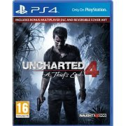 Uncharted 4: A Thief's End (Europe)