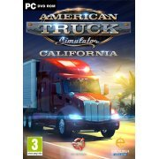 American Truck Simulator (Starter Pack - California) (DVD-ROM) (Europe)