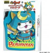 Youkai Watch Soft Pouch for 3DS LL (Bushinyan Ver.) (Japan)