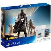 PlayStation 4 System - Destiny Bundle Set (Glacier White) (Asia)