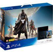 PlayStation 4 System - Destiny Bundle Set (Jet Black) (Asia)