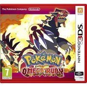 Pokemon Omega Ruby (Europe)