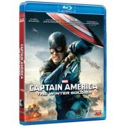 Captain America : The Winter Soldier [3D] (Hong Kong)
