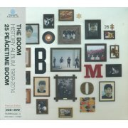 Boom History Album 1989 2014 25 Peacetime Boom [2CD+DVD Limited Edition] (Japan)