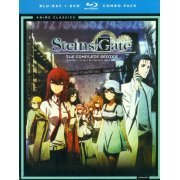 Steins;Gate: The Complete Series [Blu-ray+DVD] (US)