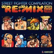 Street Fighter Compilation Re - Mix Chiptune (Japan)
