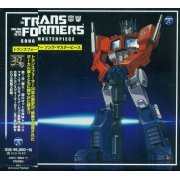 Transformers Song Masterpiece (Japan)