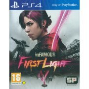 inFamous: First Light (Europe)