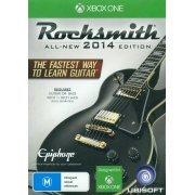 Rocksmith 2014 Edition (w/ Cable) (Asia)