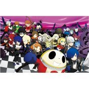 Persona Q: Shadow of the Labyrinth Official Visual Material (Japan)
