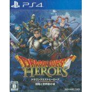Dragon Quest Heroes: Anryu to Sekaiju no Jou (Japan)