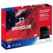 PlayStation 4 System - Driveclub Bundle Set (Jet Black) (Asia)