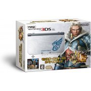 New Nintendo 3DS LL [Monster Hunter 4G Special Pack] (Japan)