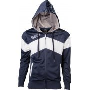 Ubisoft Assassin's Creed Unity Hoodie - Men (Blue/White) (XL)