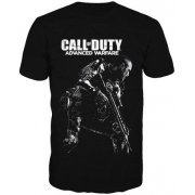 Activision Call of Duty: Advanced Warfare Soldier Shirt - Men (Black) (S)
