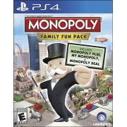 Monopoly: Family Fun Pack (US)