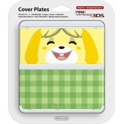 New Nintendo 3DS Cover Plates No.013 (Animal Crossing Shizue) (Japan)