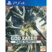 God Eater 2: Rage Burst (Chinese Sub) (Asia)