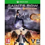 Saints Row IV: Re-Elected + Gat Out of Hell (Europe)