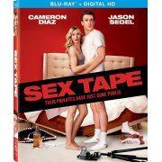 Sex Tape [Blu-ray+Digital HD] (US)