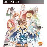 Tales of Zestiria [Famitsu DX Pack] (Japan)