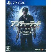 Uncharted 4: Kaizokuou to Saigo no Hihou [Deluxe Edition] (Japan)