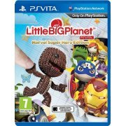 LittleBigPlanet PS Vita (Marvel Super Hero Edition) (Europe)