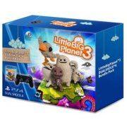 LittleBigPlanet 3 [Dualshock 4 (Jet Black) Bundle Set] (Chinese Sub) (Asia)