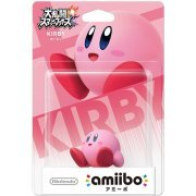 amiibo Super Smash Bros. Series Figure (Kirby) (Re-run) (Japan)